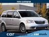 Foto Chrysler Town & Country 2012, Color Blanco,...