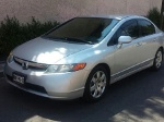 Foto Honda civic sedan factura original posible cambio