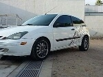 Foto Ford focus cupé 2004 4 cilindros automatico