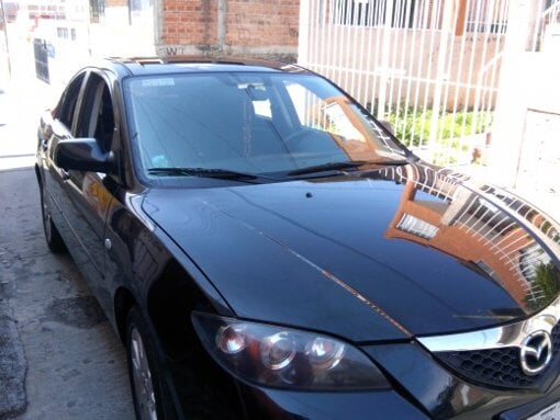 Foto Vendo mi Mazda 3 2008 negro mica
