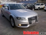Foto Audi a4 4p 1.8l turbo luxury multitronic 2009...