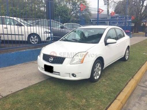 Foto Nissan Sentra 2009 1
