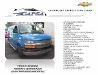 Foto Chevrolet Express Van 2004 8 Pasajeros Repara Y...
