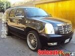Foto Cadillac escalade 5p 6.2L 2WD A 2007