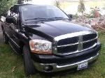 Foto Dodge Ram 2500 Negra Chevrolet Ford