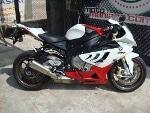 Foto Bmw srr rr mod blanco rojo nacional motomaniaco...