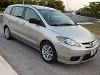 Foto Mazda 5 minivan 4 cilindros 7 pasajeros