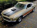 Foto 1969 Ford Mustang Mach 1 428