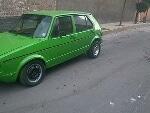 Foto Volkswagen Caribe Hatchback 1982