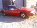 Foto Ford Cougar 1990
