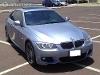 Foto BMW Serie 3 335iA M Sport Coupe Navy 2011