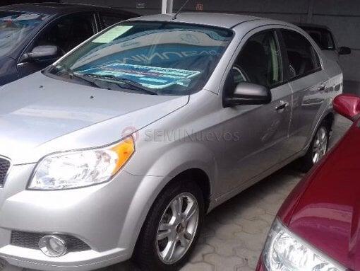 Foto Chevrolet Aveo 2014 77000