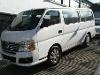 Foto Nissan Urvan 12 pasajeros