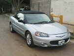 Foto Chrysler Sebring Convertible 2002
