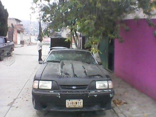 Foto Ford Modelo Mustang año 1980 en Iztapalapa...