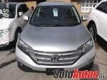 Foto Honda cr-v 5p 2.4 EX 2013 hONDA CRV 2013 EX F....