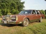 Foto Lincoln Town Car Singature Series 1985...