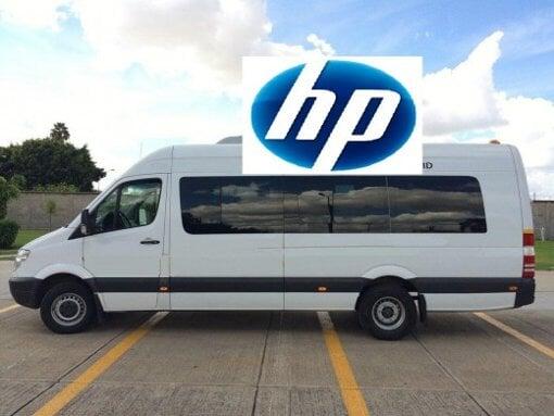 Foto Grupo hp vende camionetas mercedes benz...