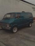 Foto Dodge Van 1975