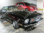 Foto Auto Ford MUSTANG 1976
