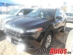 Foto JEEP Grand Cherokee 4p 3.6 limited lujo v6 2015