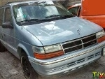 Foto Chrysler voyager carvan voyager corta