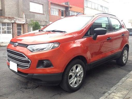 Foto Ford Ecosport Se r 4 Cilindros 5 Puertas 2013