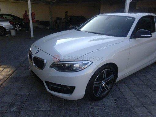 Foto BMW Serie 2 2014 26000