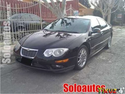 Foto Chrysler 300m 4p - 2004