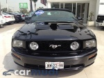 Foto Ford Mustang, Color Negro, 2008, Jalisco