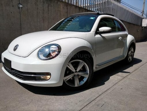 Foto Volkswagen Beetle Sport 2015 19284
