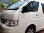 Foto Toyota hiace 15 pasajeros 2012 blanca