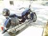 Foto Motocicleta yamaha v-star modelo 2007 tipo shopper