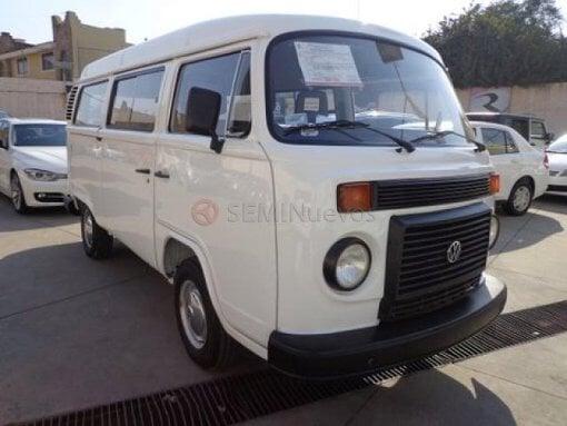Foto Volkswagen Combi 2001 0
