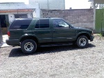Foto Blazer camioneta familiar