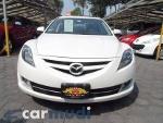 Foto Mazda 6 2012, Color Blanco, Distrito Federal