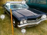 Foto Impala en muy buenas condiciones original -72