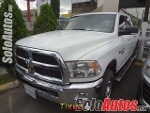 Foto Dodge ram 2500 4p 2014 slt heavy duty