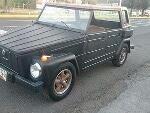 Foto Volkswagen safari Descapotable 1980