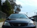 Foto Honda Civic Cupé 2002