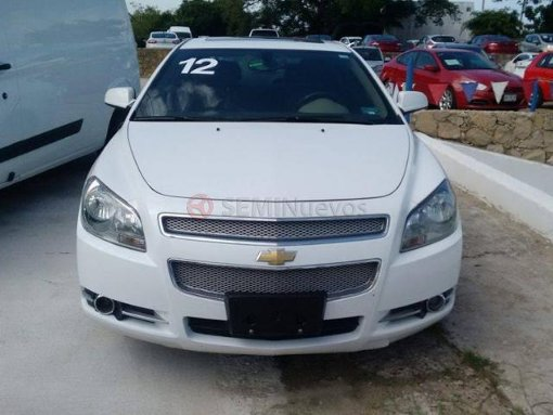 Foto Chevrolet Malibu 2012 54695