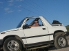 Foto Chevrolet Tracker Descapotable 1997