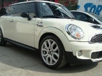 Foto Mini Cooper S Coupe Hot Chili Aut 2009 en...