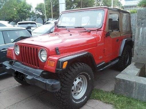 Foto Jeep Wrangler 2000 1
