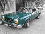 Foto Ford granada coupe version ghia 1979