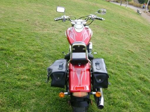 Foto V Star Custom 1100cc. Mod 2006 s Aranda