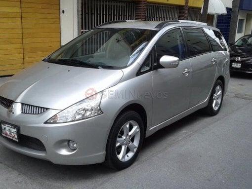 Foto Mitsubishi Grandis 2008 80326