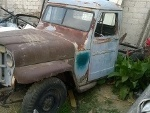 Foto Jeep Willys pick up Clasica