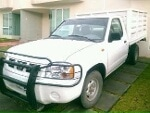 Foto Nissan NP300 2p Chasis Cab t/m 4WD