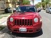 Foto Jeep Compass Roja 2007